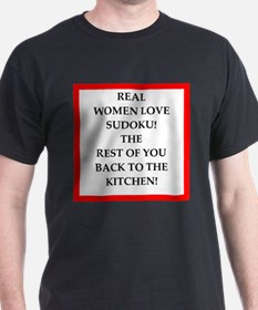 real women joke T-Shirt