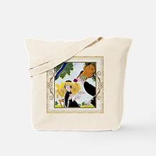 A Sense of Taste, Morgue Tote Bag