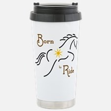 Unique Pony Travel Mug