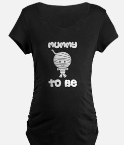 Mummy To Be Dark Maternity T-Shirt