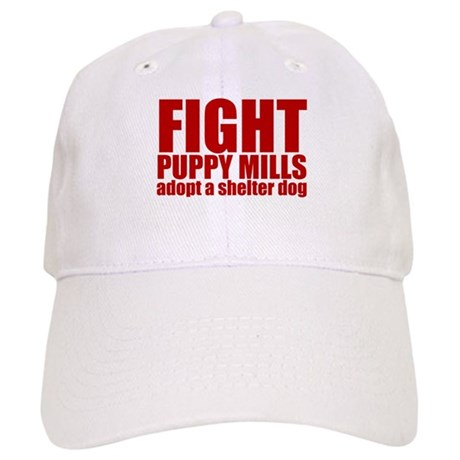 Fight Puppy Mills Cap