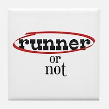 Runner! or not Tile Coaster