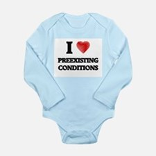 I Love Preexisting Conditions Body Suit