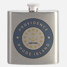 Funny Cumberland Flask