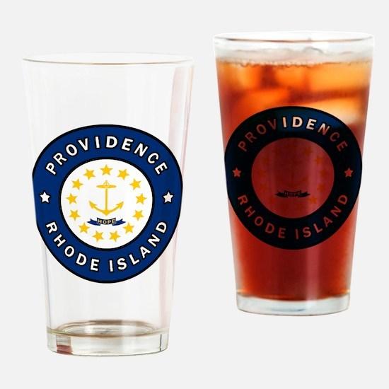 Funny Cumberland Drinking Glass