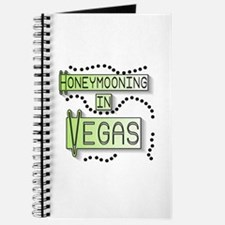 Green Honeymoon Vegas Journal