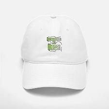 Green Honeymoon Vegas Baseball Baseball Cap