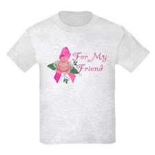 Breast Cancer Support Friend T-Shirt