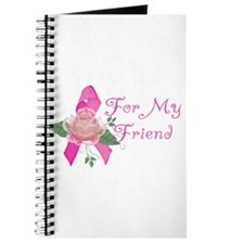 Breast Cancer Support Friend Journal