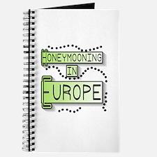 Green Honeymoon Europe Journal