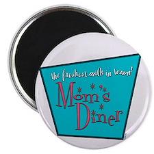 Mom's Diner Lactation Magnet