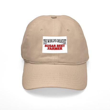 """The World's Greatest Sugar Beet Farmer"" Cap"