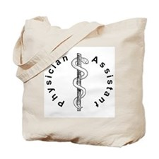 Funny Physician assistant Tote Bag