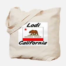 Lodi California Tote Bag