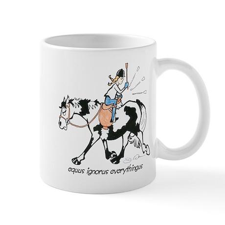 Ignorus Everythingus Mug
