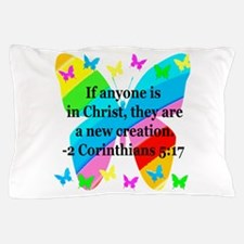 2 Corinthians 5:17 Pillow Case