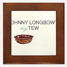 Johnny Longbow's Stew Framed Tile