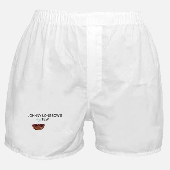 Johnny Longbow's Stew Boxer Shorts