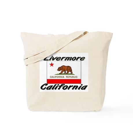 Livermore California Tote Bag