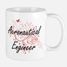 Aeronautical Engineer Artistic Job Design wit Mugs