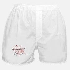 Aeronautical Engineer Artistic Job De Boxer Shorts