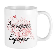 Aerospace Engineer Artistic Job Design with B Mugs