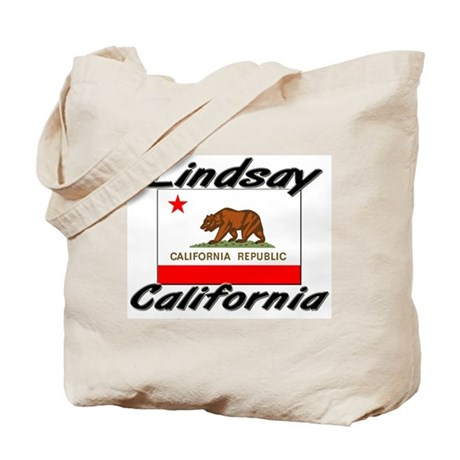 Lindsay California Tote Bag