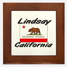 Lindsay California Framed Tile