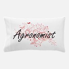 Agronomist Artistic Job Design with Bu Pillow Case