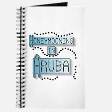 Blue Honeymoon Aruba Journal