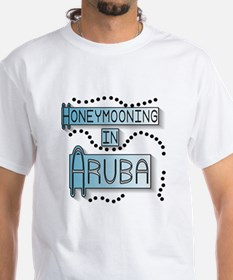 Blue Honeymoon Aruba Shirt