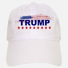 Trump For President Make America Great Again Baseball Baseball Cap