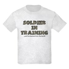 Soldier In Training T-Shirt