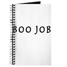 BOO JOB Journal