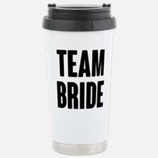 TEAM BRIDE HAT Travel Mug