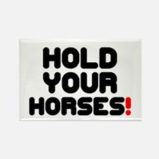 HOLD YOUR HORSES! Magnets
