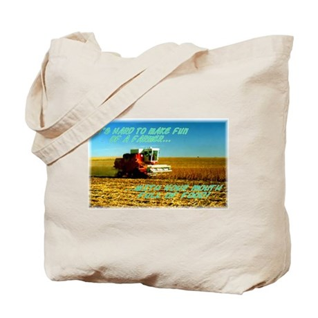 Mouthful Two! Tote Bag