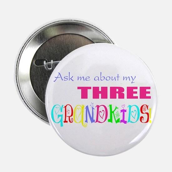 Three Grandkids Button
