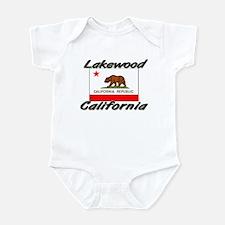 Lakewood California Infant Bodysuit