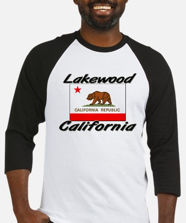 Lakewood California Baseball Jersey