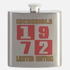 Incredible 1972 Limited Edition Flask