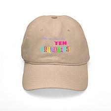 Ten Grandkids Baseball Cap
