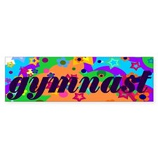 Gymnast Bumper Bumper Stickers