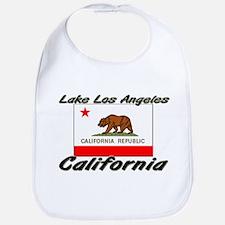 Lake Los Angeles California Bib