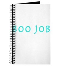 BOO JOB BLUE Journal
