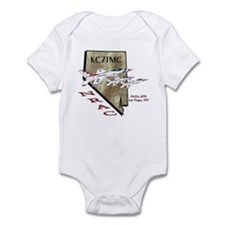 NRAC Logo Infant Bodysuit