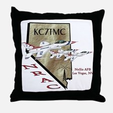 NRAC Logo Throw Pillow