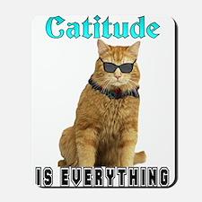 Catitude Mousepad