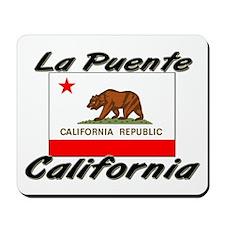 La Puente California Mousepad