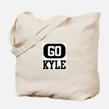 Go KYLE Tote Bag